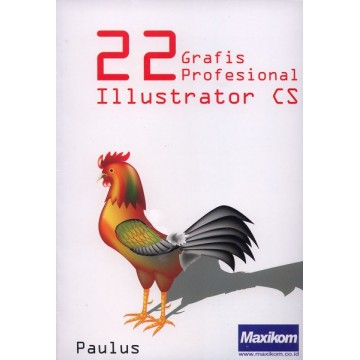 22 Grafis Profesional Illustrator CS