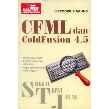 CFML dan ColdFusion 4.5