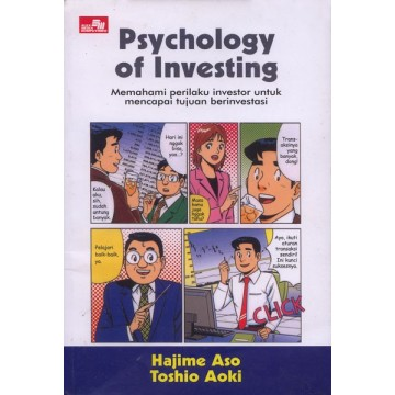 Komik Psychology of Investing