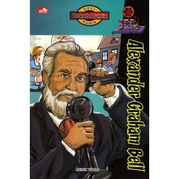 Seri Komik Tokoh Dunia: Alexander Graham Bell
