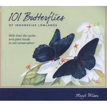 101 Butterflies of Indonesias Lowlands